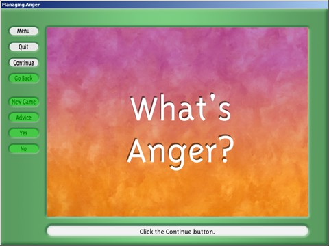 What's Anger Activity - Learn about anger.